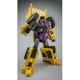 ToyWorld  TW-C05B Shovel (yellow)