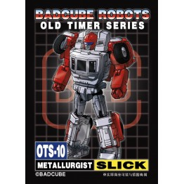 BadCube  OTS-10 Slick (Rerun)