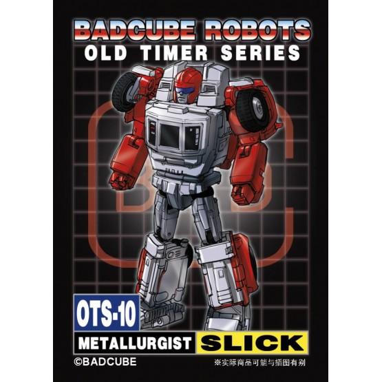 BadCube  OTS-010 Slick (Rerun)