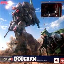 Bandai HI-METAL R Dougram