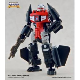 Action Toys  Machine Robo  MR-06  Blackbird
