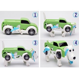 Auto transformer Car  to Dog