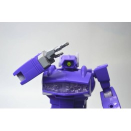 KFC- KP-16 -Posable Hands for MP-29 Shockwave (Clear)