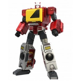KFCTOYS Transistor (Metallica Red Rerun)
