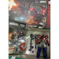 Furai Model - 01 - Optimus Primus Attack Mode - Model Kit (used)