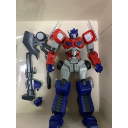 Furai Model - 01 - Optimus Primus Attack Mode - Model Kit (used)