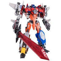 WEI JIANG Robot Force Set of 5