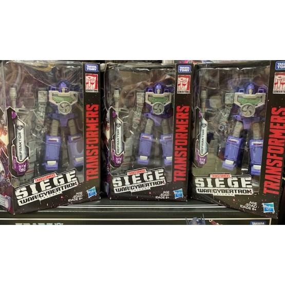 Transformers Generations War for Cybertron: Siege  Refraktor Set of 3