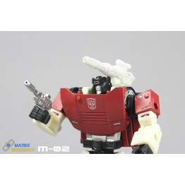Martix Workshop M-02 for Siege Sideswipe