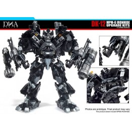 DNA Design DK-12 MPM-6 Masterpiece Ironhide Upgrade Kit