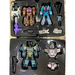 IronFactory IF-EX22+ 23 + 24 War Giant  (USED)
