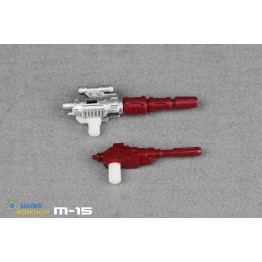 Martix Workshop M-15 for Siege Red Alert