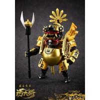 Toywolf  W-01G Golden Dirty man
