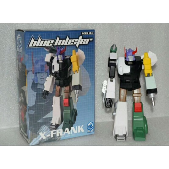 Blue Lobster - BL-01 X-Frank