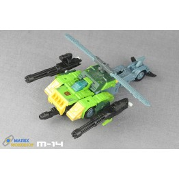 Martix Workshop M-14 for Siege Springer