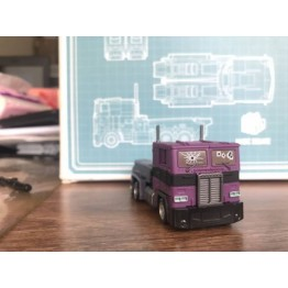 Magic Square - MS-B18SG - Light Of Freedom - Purple Version