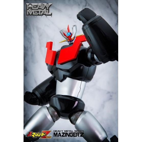 Action Toys HEAVY METAL MAZINGER  **FULLY BOOKED**