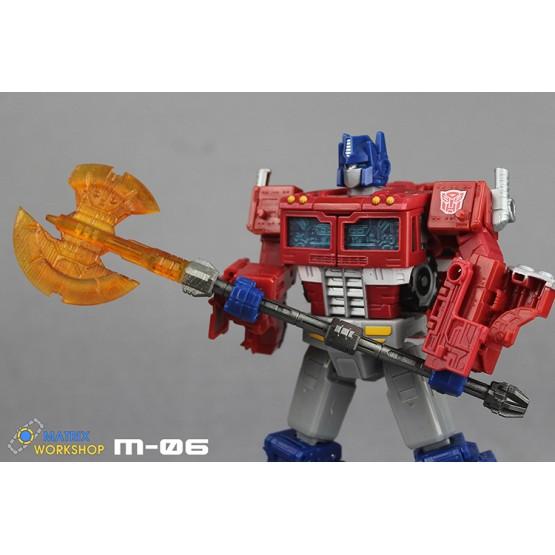 Martix Workshop M-06 for Optimus Prime