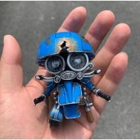 WEI JIANG Blue mini bike Robo