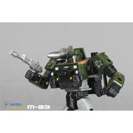 Martix Workshop M-03 for Siege Hound