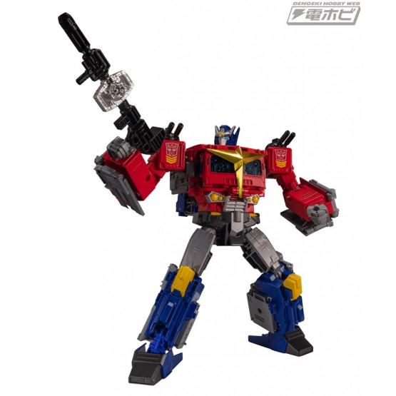 Transformers Generations Selects Star Convoy Exclusive