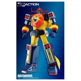Action Toys Mini Deformed & Mini Action Daltanious 04 set of 2