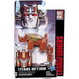Hasbro Titans Return  Ramhorn