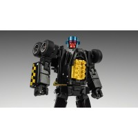 X-Transbots MX-16 Overheat Exclusive (G2 Ver)