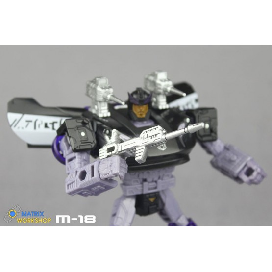Martix Workshop M-18 for Siege Barricade