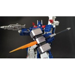 Shockwave Lab  SL-57 Steel Hammer for Siege Ultra Magus