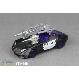 Martix Workshop M-18 for Siege Barricade