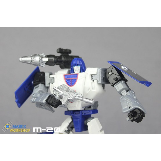 Martix Workshop M-20 for Siege Mirage