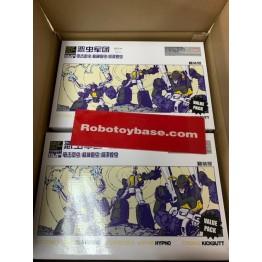 BadCube OTS 05 06 07 Claymore, Hypno, Kick (Rerun)