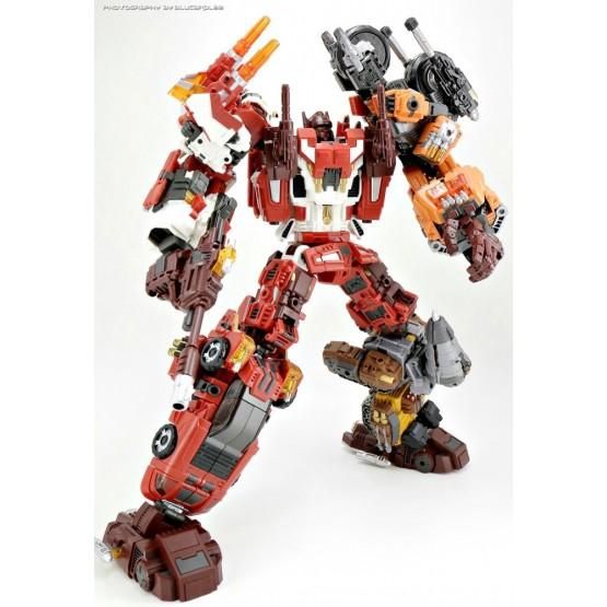 Warbotron WB03-ABCDE Computicon Set of 5 (Gift Set)