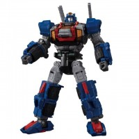 Diaclone Reboot DA-40 Tryverse Trydasher