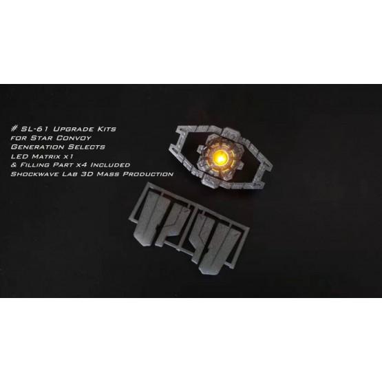 Shockwave Lab  SL-61 for  Generation Star Convoy