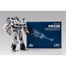 Guilty G-05J Pride - FOC Jazz Upgrade Kit (Takara  Ver)