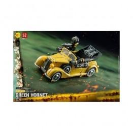 ToyWorld  TW-FS03 Green Hornet - Yellow Version