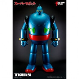 Action Toys Super Robot Vinyl Collection Series Tetsujin 28