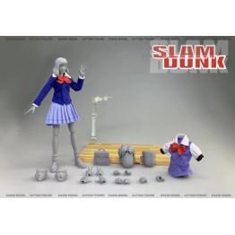 Dasin  Slam Dunk -  Akagi Haruko