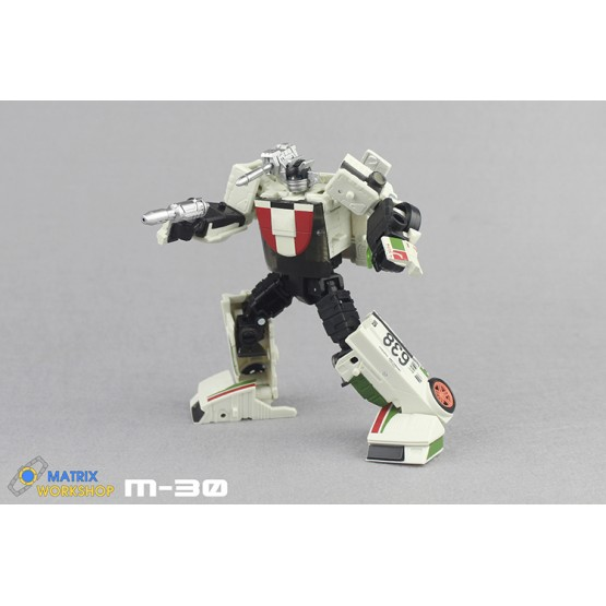 Martix Workshop M-30 for Earthrise Wheeljack