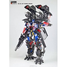 IRON WARRIOR  IW-06 Jet Power Armor