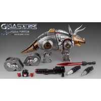 Gigapower HQ-02 GRASSOR (Metallic Ver) (Rerun)