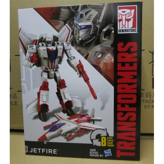 Hasbro Transformers Generations Jetfire (8 Steps)