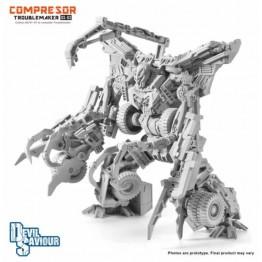 Devil Saviour DS-03 Compresor