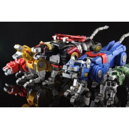Infinity Gokin King Of Beasts Lion Force - Voltron Golion