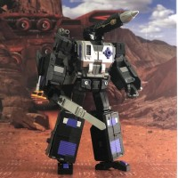 Fans Hobby  Master Builder - MB-11A Black God Armor