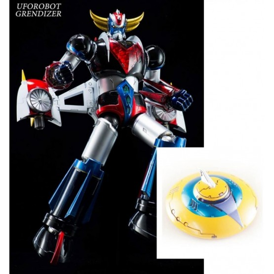 King Arts Grendizer (Exclusive Version)