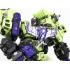 Generation Toy GT-99 Gravity Builder Metallic Limited Ver  Free Upgrade Kit