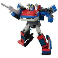 TakaraTomy MP-19+ Smokescreen Exclusive with Pin